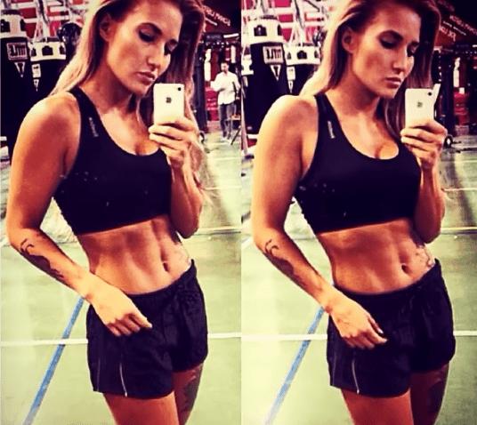 Trénink MMA - ženy