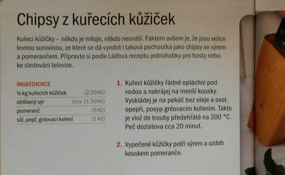 """zdroj: Archív z knihy """"Vaříme s Láďou Hruškou"""""""