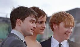 Autorka Harryho Pottera šokuje fanoušky: Moje životní chyba! Harry si měl vzít Hermionu, a ne Rona