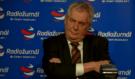 Zeman odstoupil z funkce prezidenta! Budou vypsány předčasné prezidentské volby