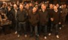 Z tohoto vám půjde mráz po zádech! Poslechněte si sborový zpěv známé písně od chuligánů z Anglie