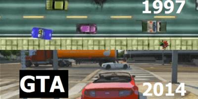 Jak vypadaly známe videohry před více než 10ti lety a jak vypadají dnes? Rozdíl je neskutečný