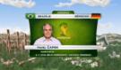 Destrukci Brazílie 1:7 odstartoval chrchel Pavla Čapka, který se komentováním prosmýkl jako lasička
