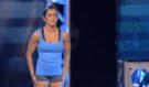 Kacy Catanzaro (45kg) je první ženou, která zvládla projít finálovou dráhu v American Ninja Warrior