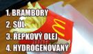 Víte, z čeho se skladájí hranolky v McDonaldu? Neuvěřitelné! Ale z těchto 15 šokujících ingrediencí