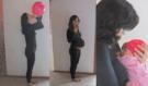 Těhotná žena si fotila každý den své rostoucí bříško, vzniklo z toho toto magické video