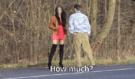 Šokující video: Zjistěte za kolik by šla štětka s extrémně odporným mužem bez gumy!