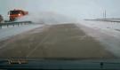 """Takhle """"geniálně"""" funguje odklízení sněhu v Kazachstánu"""