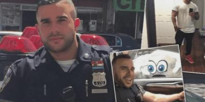 Tento nabouchaný policajt pobláznil celý internet, podívejte na jeho sexy FOTKY v galerii a zhodnoťte