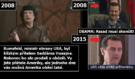 """Šokující proslov Kaddáfího 3 roky před smrtí: """"USA mohou kohokoliv z nás zabít"""", Syřan Assad se smál"""
