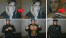 Podívejte na reakce holek, když se jim při chatu na webce vysvlékne kluk s naprosto dokonalým tělem