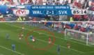 """Slovenský komentátor na fotbalovém turnaji EURO: """"Hlavička do p*če!"""""""