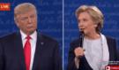 Hillary Clinton se ostře pustila do svého prezidentského protivníka, Trump ji touto pohotovou reakcí naprosto drsně uzemnil!