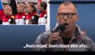 """Skandál jako hrom! """"Deutschland Deutschland über alles"""":  Tenistkám na zápase v USA zazpívali hymnu Hitlerova Německa"""
