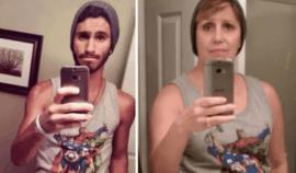 SMÍCHU SE NEZBAVÍTE! Rodiče nafotili stejné selfie, jaké našli v mobilech svých dětí