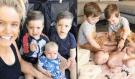 Vyčerpaná matka byla v kavárně se 3 dětmi: Tam uslyšela větu od staršího páru, která ji zlepšila den!