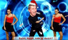 Tak tohle musíte slyšet! Vánoční koleda, u které se nepřestanete smát, vsadíte se?