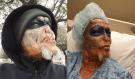 Žena se chce díky operacím proměnit v draka! Má rozpůlený jazyk, odstraněné uši, obarvené oči a rohy