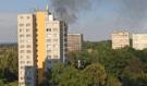 Bohumín: Požár zachvátil byt  v 11. patře. Lidé skákali z oken, mnoho mrtvých